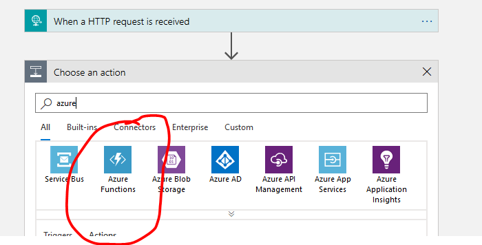 Deploy Azure function from Visual Studio and connect to Dynamic 365